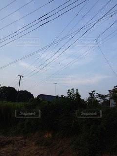 空の写真・画像素材[21295]