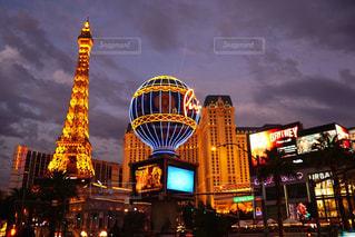 パリスホテルの写真・画像素材[829763]