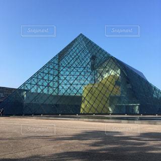 モエレ沼公園のピラミッドの写真・画像素材[739254]