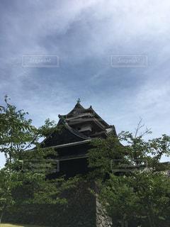天守閣の写真・画像素材[739931]