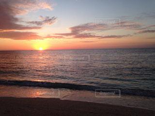 プライベートビーチの写真・画像素材[740031]