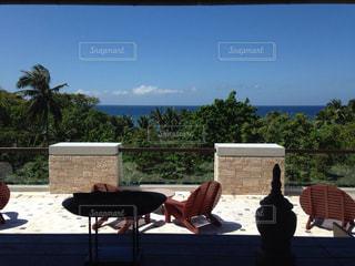 ホテルからの眺めの写真・画像素材[740035]