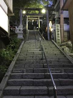 石階段 伊香保の写真・画像素材[740112]