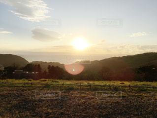 海が見える丘 - No.745512