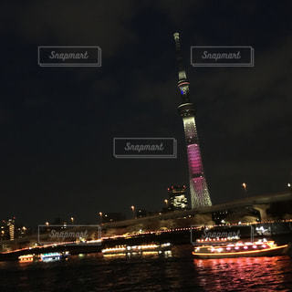 夜の街の景色 - No.745560