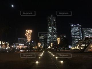 夜の街の景色 - No.978597