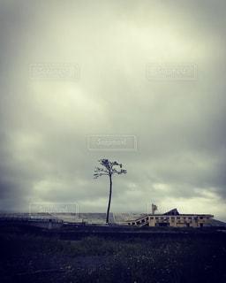 空の雲の写真・画像素材[740131]