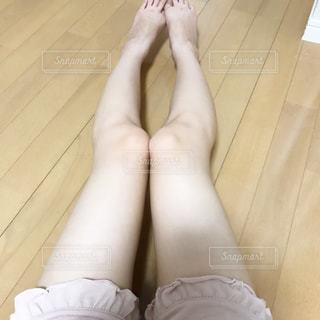 細い脚の写真・画像素材[834087]