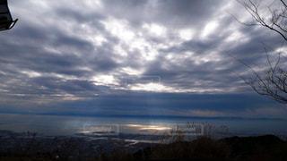 空の雲の写真・画像素材[741716]