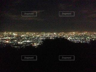 大阪の夜景の写真・画像素材[741972]