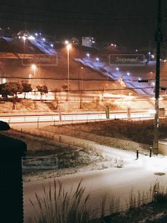 雪見酒の写真・画像素材[742392]