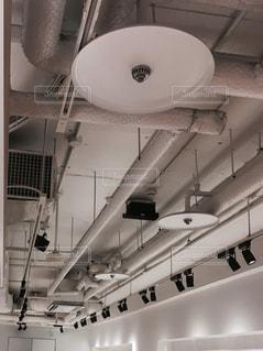 スケルトン天井の写真・画像素材[750560]