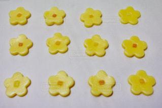 花型クッキーの写真・画像素材[848569]
