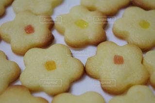 焼きたてクッキーの写真・画像素材[848578]