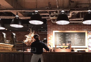 カフェの店員 - No.863743