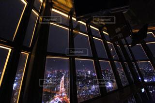 東京タワーの営業時間外 - No.743097
