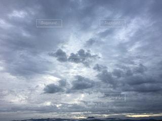 空には雲のグループ - No.809312