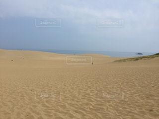 砂浜のビーチの写真・画像素材[742961]