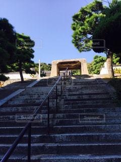 尾道の階段の写真・画像素材[855018]