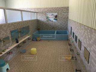 和式バスルームの写真・画像素材[743158]