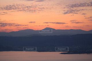 夕日の写真・画像素材[1094256]