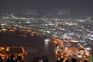 夜景の写真・画像素材[800880]