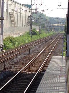 とある駅。の写真・画像素材[760780]