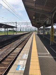 とある駅。 - No.760822