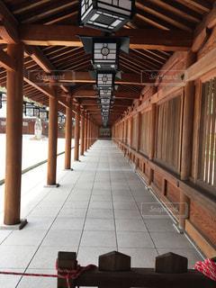 橿原神宮の写真・画像素材[747941]