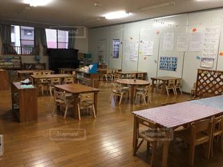 保育園の教室の写真・画像素材[744407]