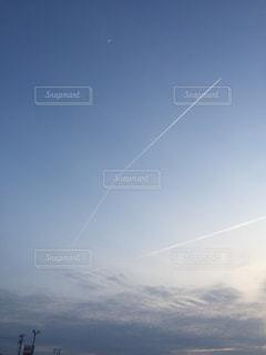 空の凧の写真・画像素材[744567]