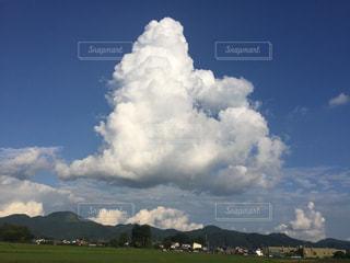 空の雲の写真・画像素材[744576]