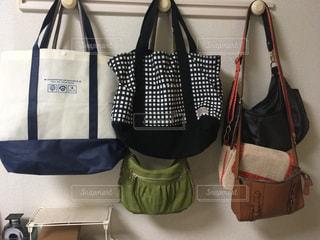 荷物のバッグの写真・画像素材[763433]