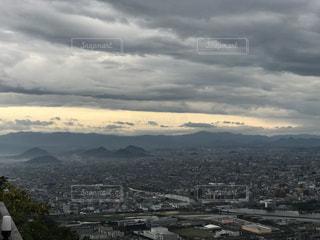 山のビューの写真・画像素材[744711]