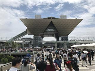 東京ビッグサイトの写真・画像素材[744723]