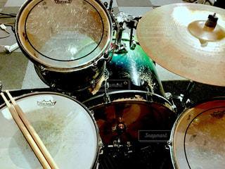 ドラムの写真・画像素材[744986]