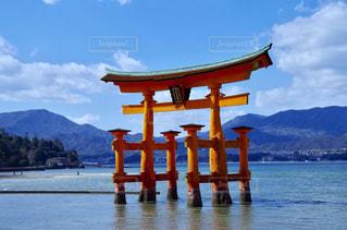 厳島神社の写真・画像素材[756106]