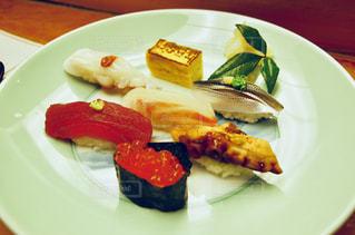 塩釜のお寿司の写真・画像素材[1047845]
