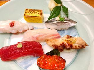 塩釜のお寿司の写真・画像素材[1050938]