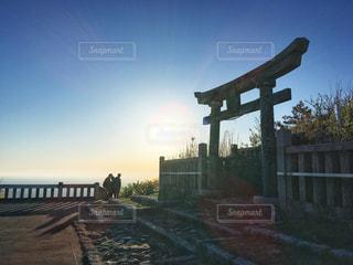 弥彦神社 御神廟の写真・画像素材[2137477]
