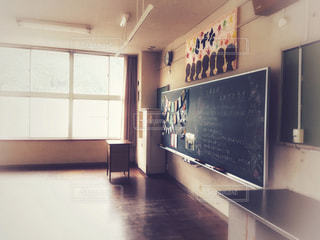 教室の写真・画像素材[2254254]
