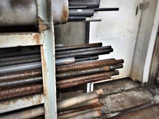 水道管の束の写真・画像素材[747085]