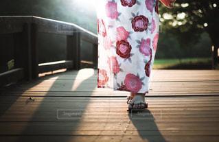ゆらり、夏。の写真・画像素材[1419422]
