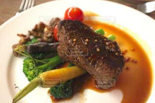 高級そうに見える肉の写真・画像素材[745906]