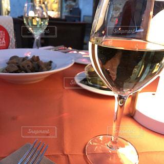 スペインでの夕食の写真・画像素材[745884]