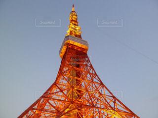 東京タワーの写真・画像素材[757368]