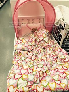 子供用ベッドの写真・画像素材[746193]