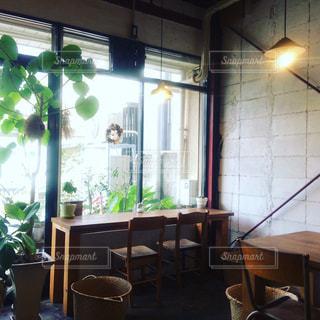 カフェの風景の写真・画像素材[746381]