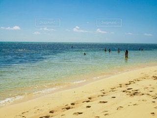 透き通る海の写真・画像素材[750150]