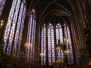 サントシャペル教会の写真・画像素材[772845]